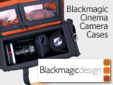 Cinema Camera Blackmagic
